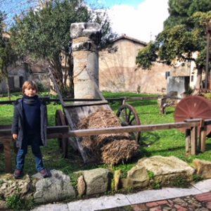 Apre il campus per bambini al Castello di Santa Severa