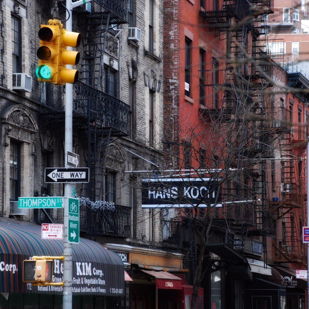 New York ristoranti per famiglie