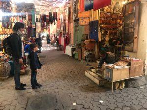 Marrakech con un bambino. Cosa vedere per farlo divertire.