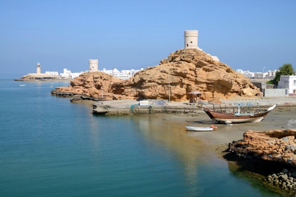 Tour Dubai e Oman con un bambino