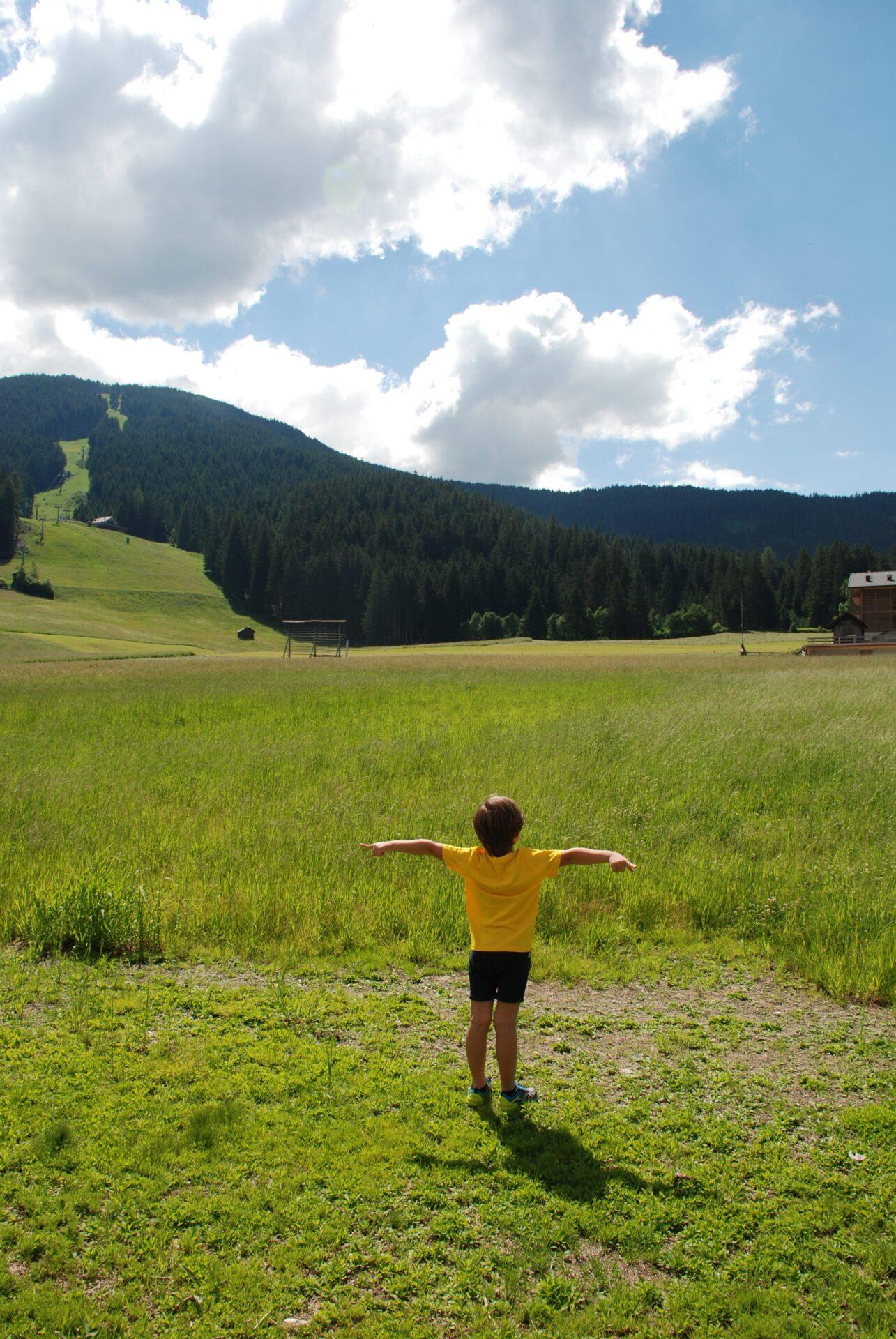 Trentino in estate: sempre più famiglie vanno in montagna