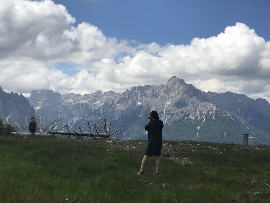 Trentino in estate