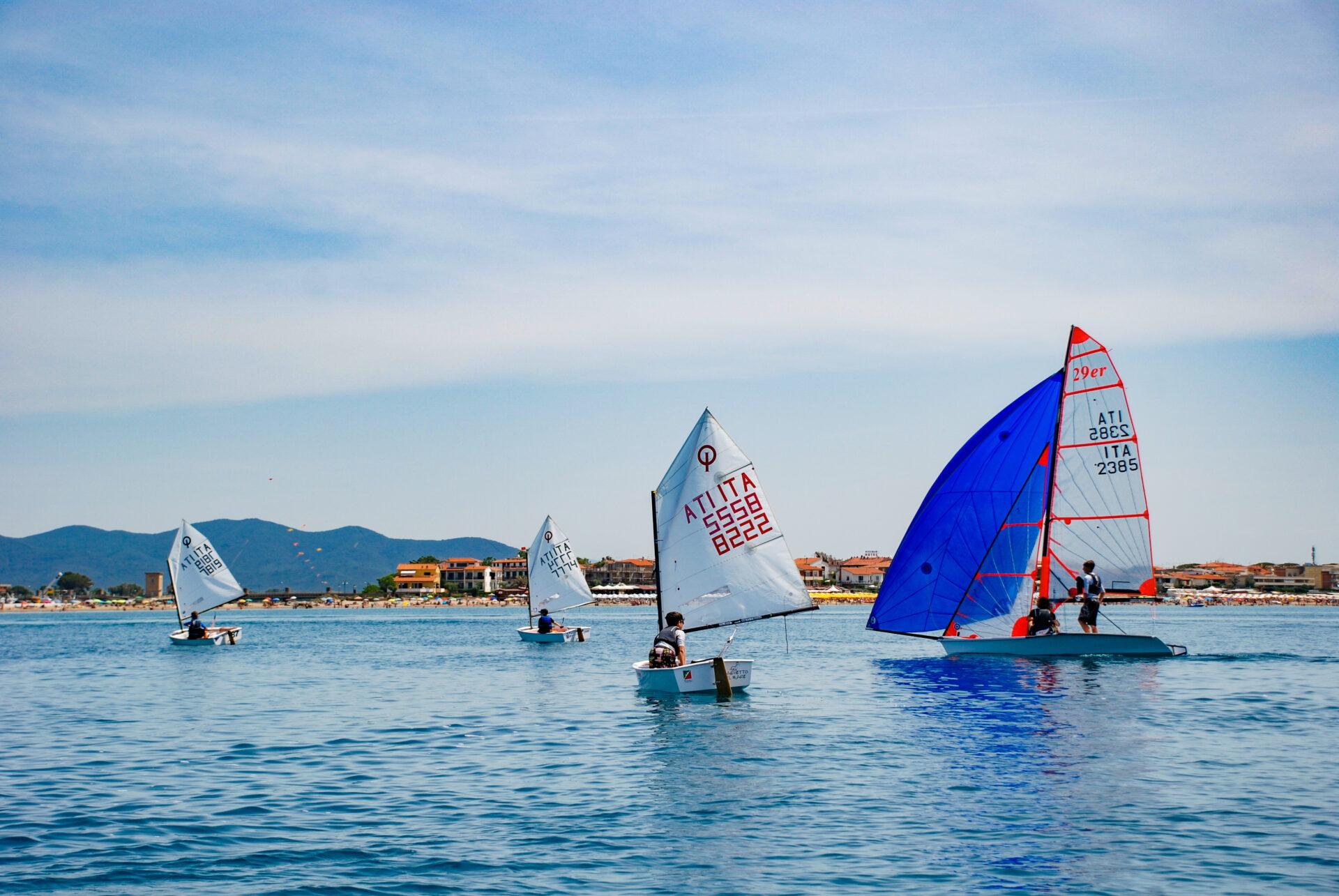 Club Velico Castiglione della Pescaia