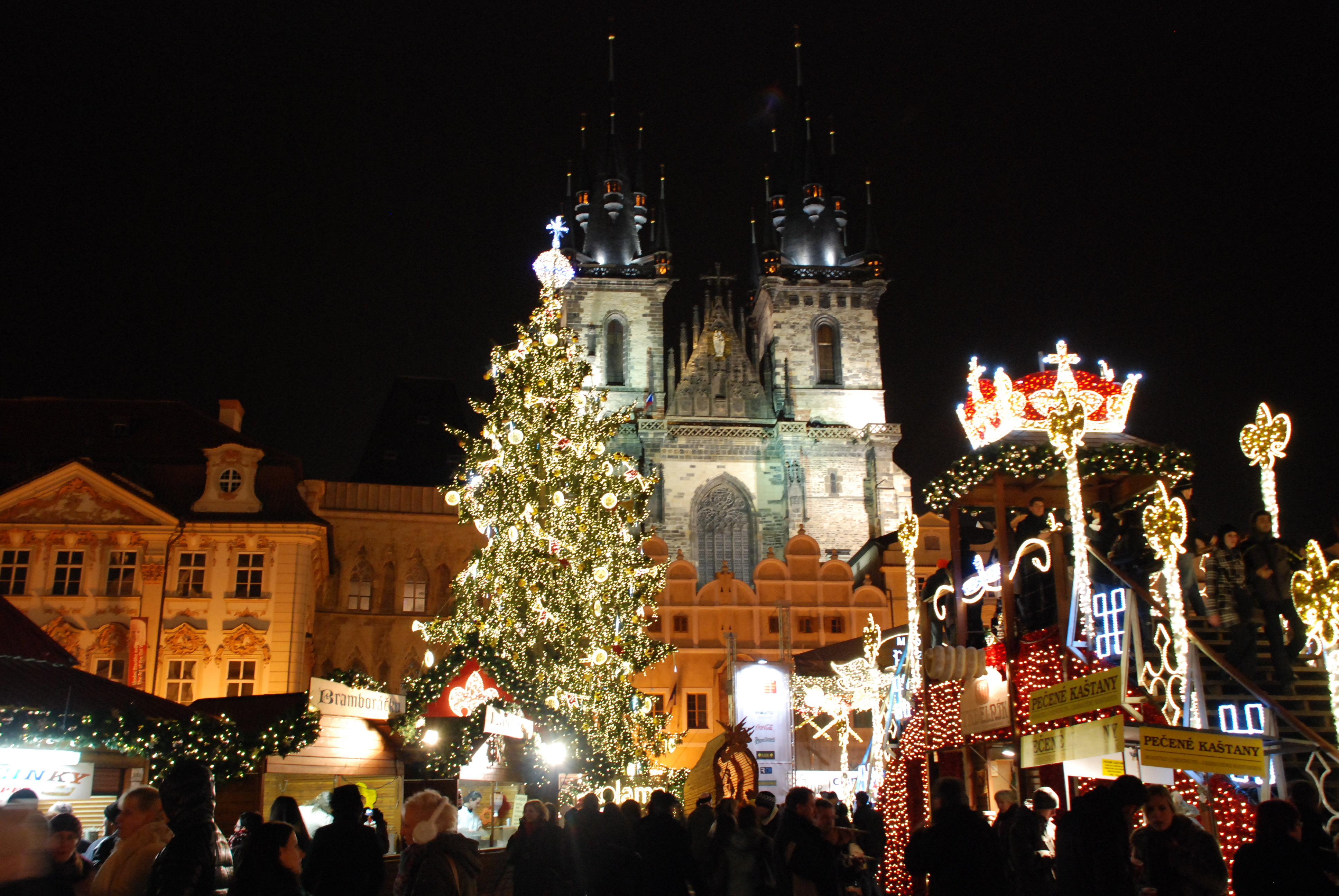 Mercatini di Natale: i 10 mercatini più belli d'Europa