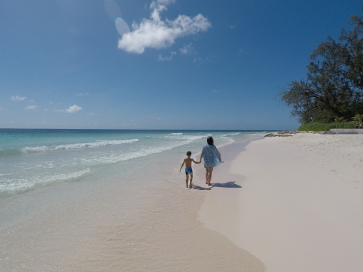 Beaches in Barbados: Perfect for Children and Families