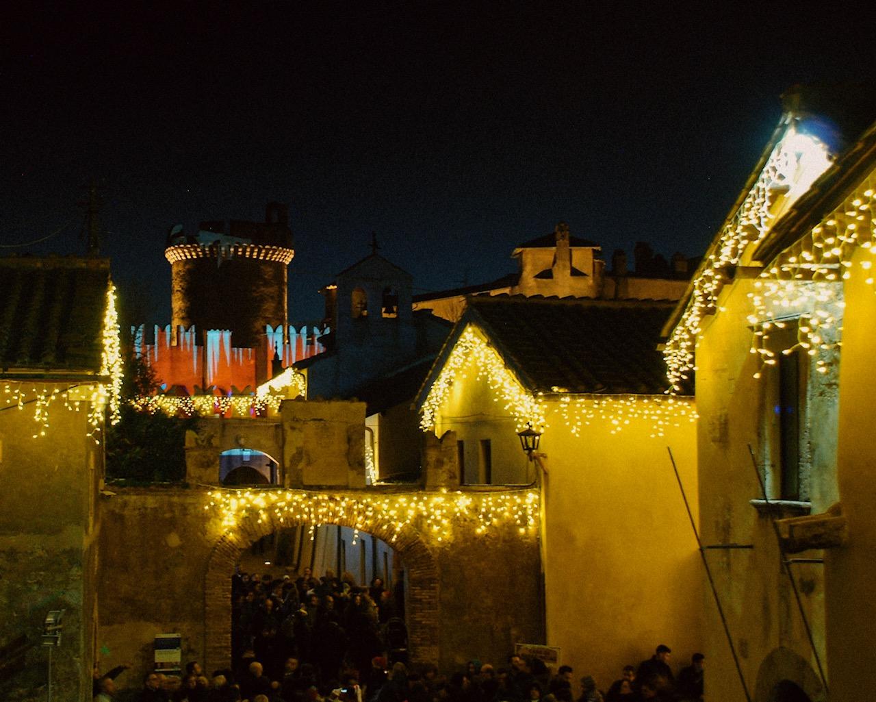 Il Castello di Babbo Natale a Santa Severa