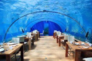 Ristorante subacqueo in Norvegia