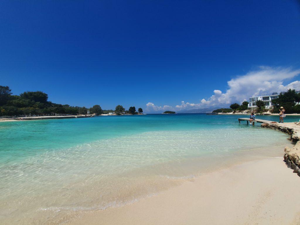 spiagge in albania