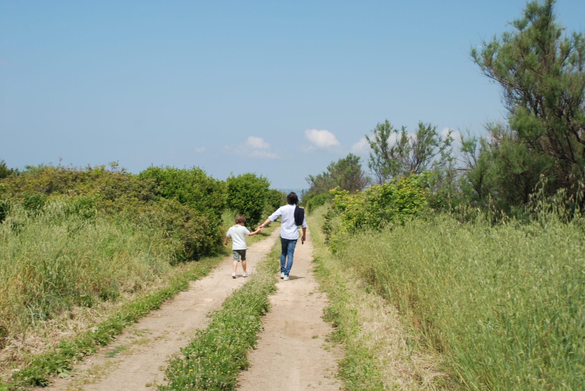 Santa Severa con bambini. Località turistica per famiglie