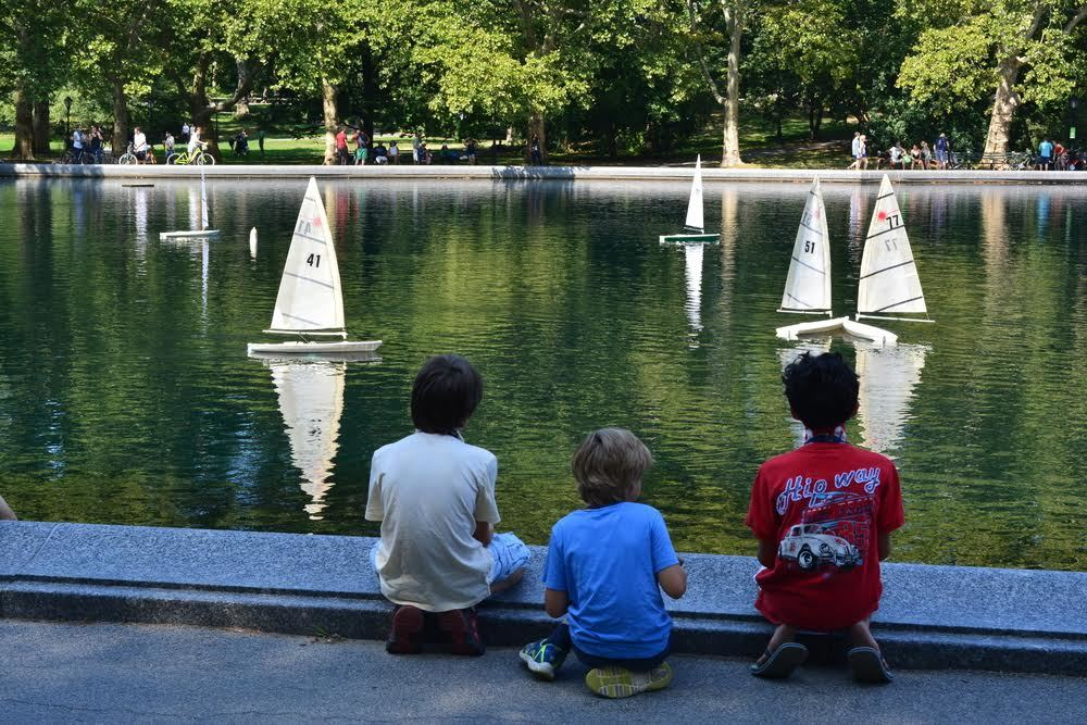 New York with a child: 3 places to take him