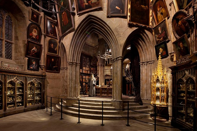 The Magical World of Harry Potter in London