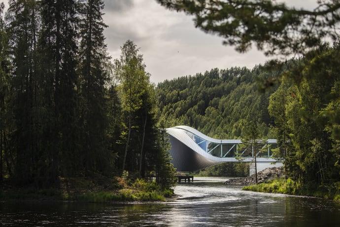 """""""The Twist"""", il nuovo museo-ponte"""