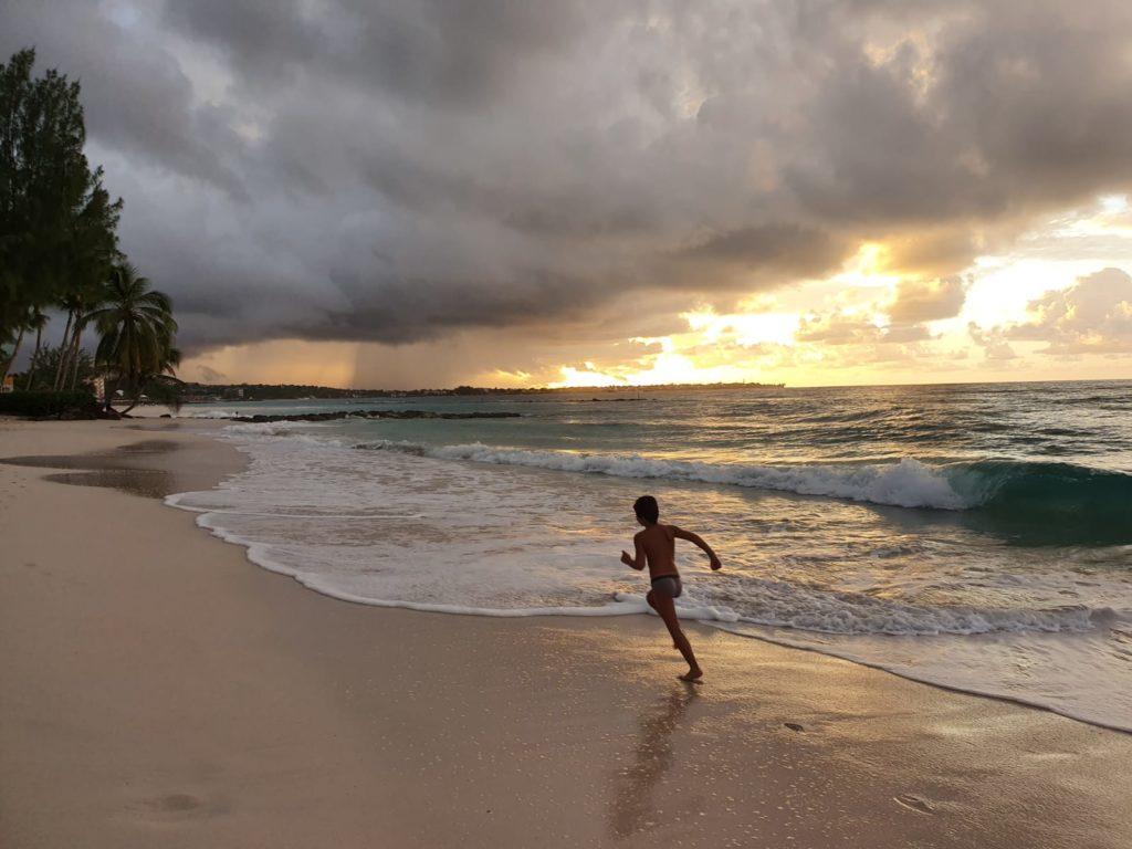 trasferirsi a Barbados