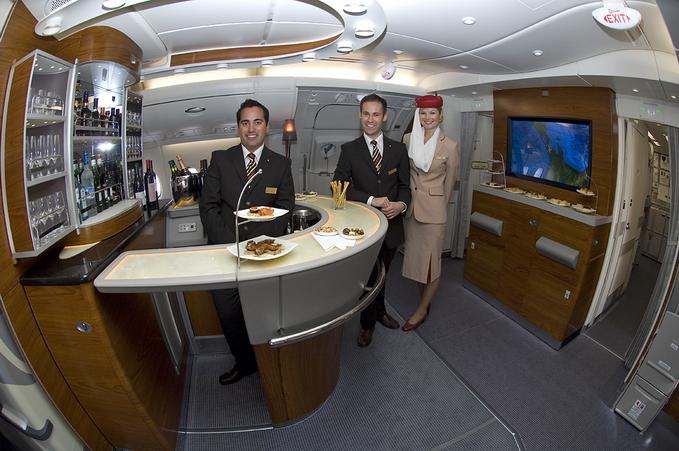 Prima classe in aereo? Ecco le 5 compagnie con la prima classe più lussuosa