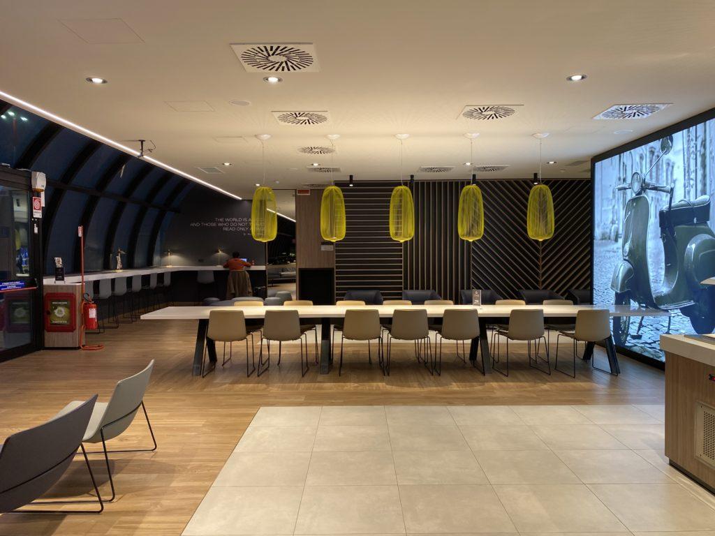 Star Alliance Lounge Fiumicino
