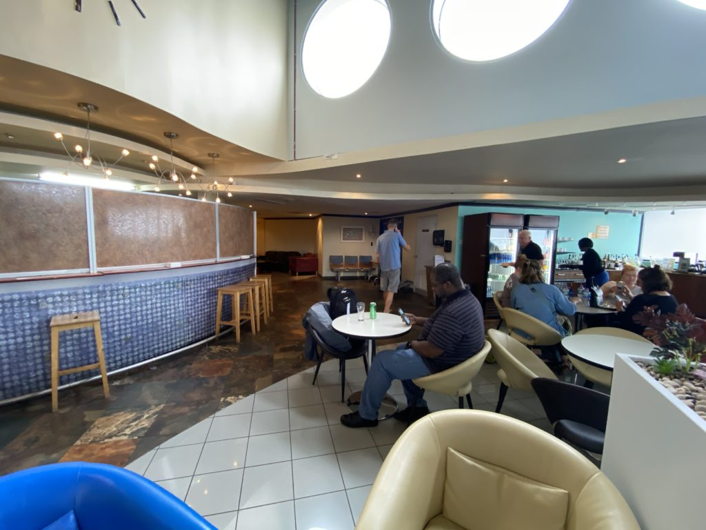 Airlines Executive Lounge Barbados
