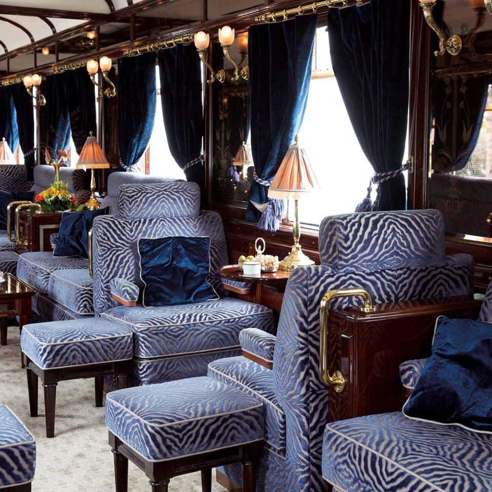 Viaggi in treno di lusso: quali sono i migliori