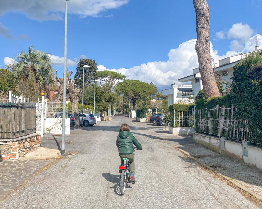 Vacanze estive vicino Roma: Santa Severa