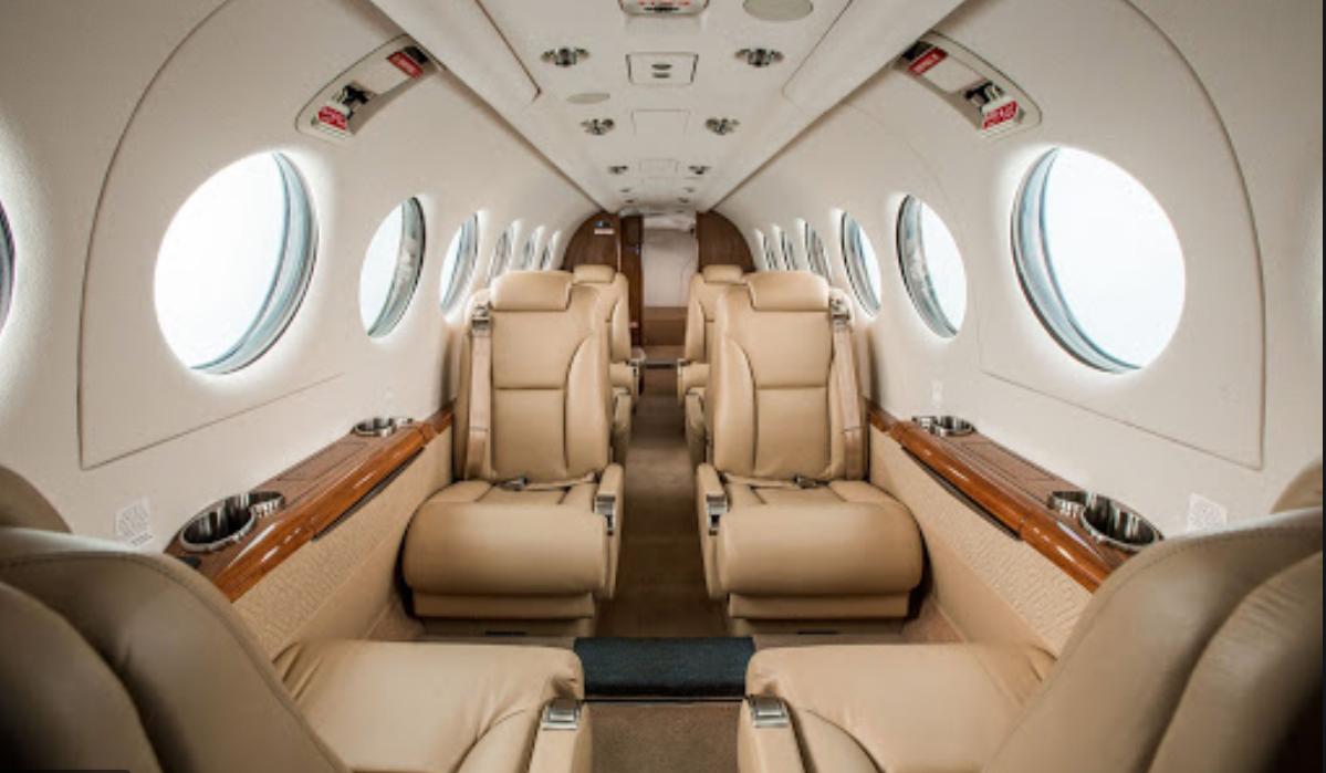 Jet privato: aumentano le richieste per fuggire dai paesi colpiti dal Covid-19