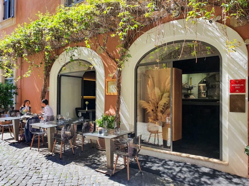 Ristorante Per Me Chef Giulio Terrinoni a Roma
