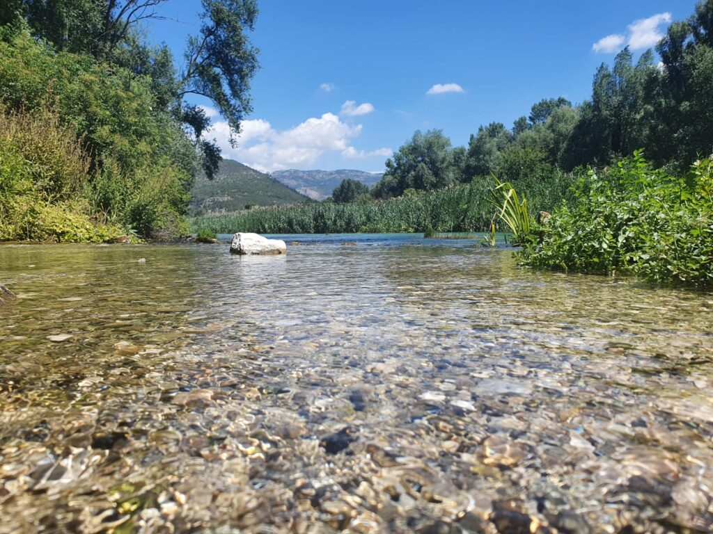 sorgente del fiume pescara