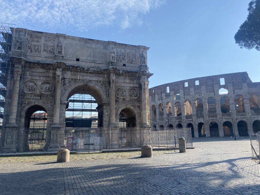 Dove fare jogging a Roma centro