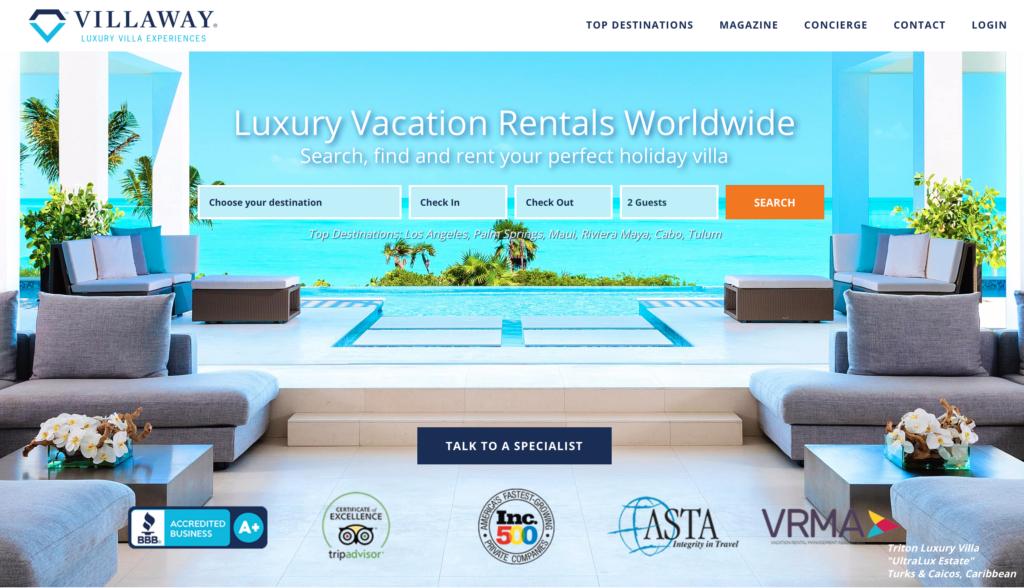 Dove prenotare case vacanza di lusso