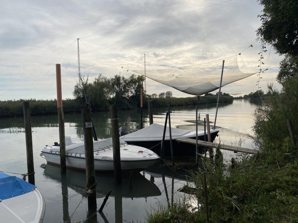 Bilancia di Bepi Laguna di Marano